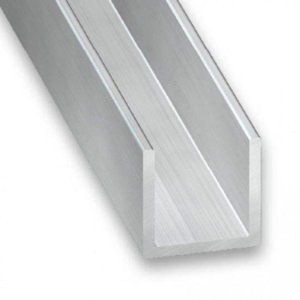 Picture of ALUMINIUM U PROFILE 16mm x 3M (WHITE)