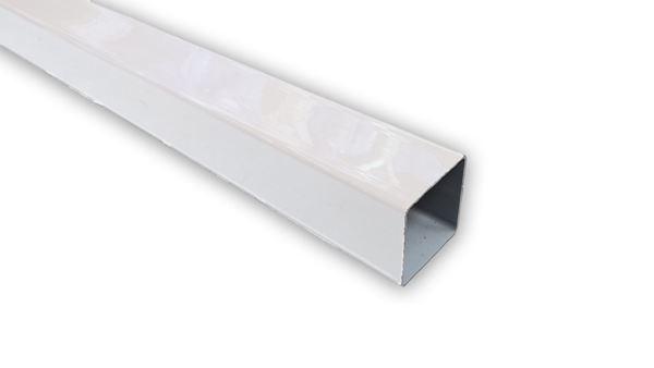 Picture of 4M SQUARE PIPE (WHITE)