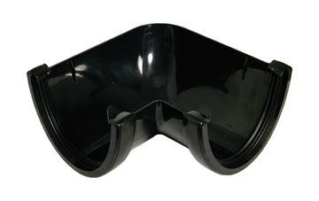 Picture of FLOPLAST HI-CAP 90 DEG ANGLE (BLACK)
