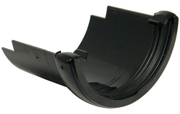 Picture of ROUND TO ROUND CAST GUTTER APT (BLACK)