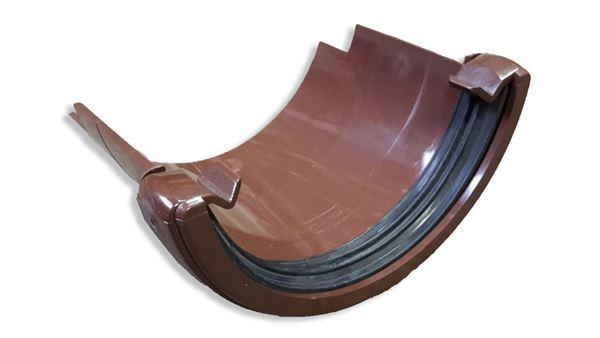Picture of ROUND TO ROUND CAST GUTTER APT (BROWN)