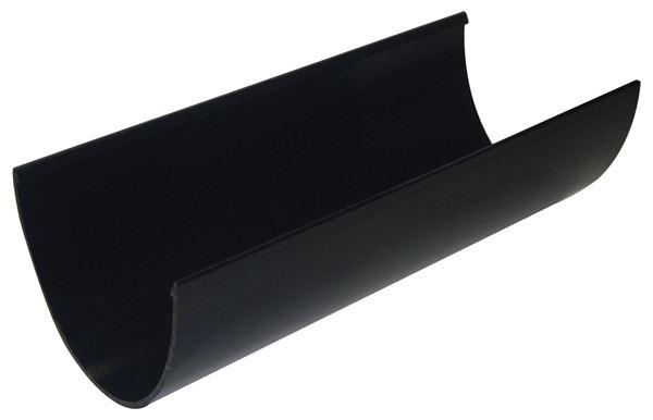 Picture of FLOPLAST 4M HI-CAP GUTTER (BLACK)