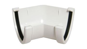 Picture of FLOPLAST HI-CAP 135 DEG ANGLE (WHITE)
