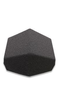 Picture of METROTILE 135 DEG HIP END CAP (EBONY)