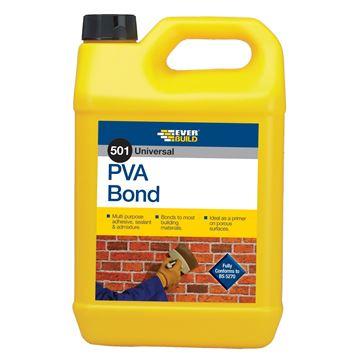 Picture of 501 PVA BOND (5L)