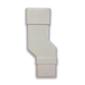 Picture of SQUARE MINI OFFSET (WHITE)