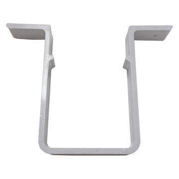 Picture of SQUARE PIPE CLIP (WHITE)